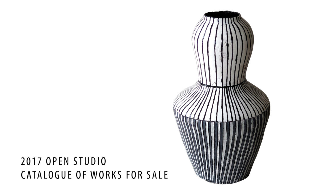 Open Studio Catalogue of Works for Sale